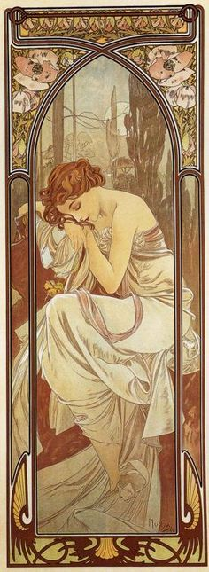 Mucha: Night