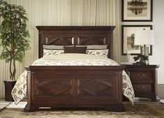 Guest Room 2 Bedrooms Newcastle King Panel Bed Bedrooms Havertys Furniture
