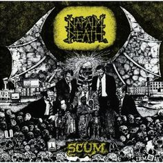 Amazon.co.jp: Scum: Napalm Death