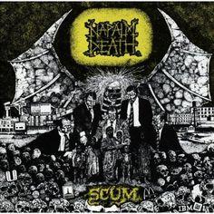 Amazon.co.jp: Scum: Napalm Death