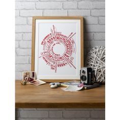 Personalised Story of Us Print by Betsy Benn