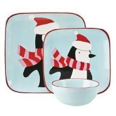 These are my Xmas dishes...Love them too...