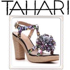 "Spotted while shopping on Poshmark: ""❤️SALE❤️BNWOT Tahari Sandals""! #poshmark #fashion #shopping #style #Tahari #Shoes"