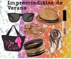 """Imprescindibles de Verano"" by lablem on Polyvore"