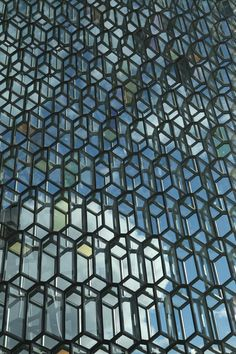 Harpa Concert Hall - Reykjavik, Iceland by Olafur Eliasson