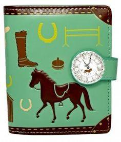 Prachtige paarden portemonnee bij Leukste Winkeltje.nl