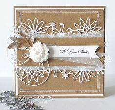 Hello, Irena here again. Today I have a two projects. The first is the card for…