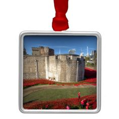 Blood Swept Lands and Seas of Red Ornament #gift #gifts #presents #christmas