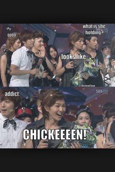 Shinee funny