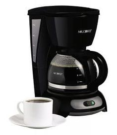 Mr Coffee 4 Cup Coffee Maker Simple Brew Auto Pause Filter Brewing Home Black 4 Cup Coffee Maker, Best Drip Coffee Maker, Coffee Maker Machine, Coffee Brewer, Coffee Shop, Coffee Cups, Coffee Machines, Coffee Coffee, Coffee Beans
