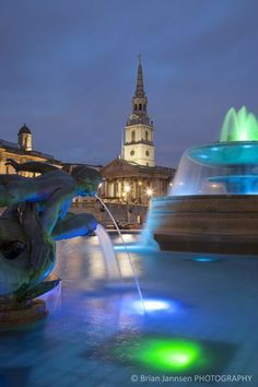 Trafalgar Square, London - Brian Jannsen photography
