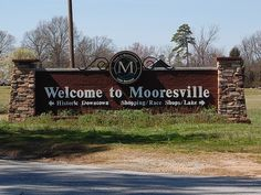 """Welcome to Mooresville      #TEEVERTISE    """"Interactive Billboards and Social Media""""    Just Teesing the World"""