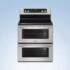 Countertop Convection Oven Canadian Tire : double size ovens frigidaire electric electric free double ovens ...