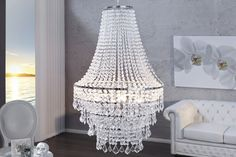 Learn more about large lamp shades from the photos uploaded for a free inspiring reference. Bar Interior, Interior Decorating, Ceiling Lamp, Ceiling Lights, Lustre Design, Chandelier, Luminaire Design, Lamp Shades, Transparent