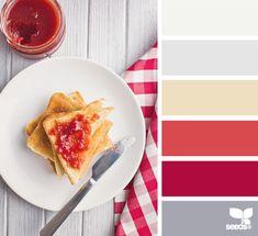 Волшебные цветовые палитры | IVOREE