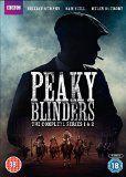 #7: Peaky Blinders - Series 1-2 [DVD] [2013]