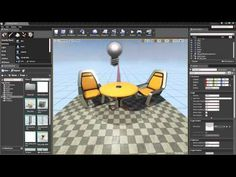 UE4 Editor - 1 - UI Overview - YouTube