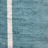 Herringbone Pencil in Blue