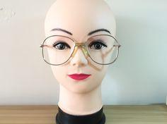 Items similar to Aviator Glasses Gold frames Golden eyeglasses small glasses vintage glasses Retro frames gold Glasses Hipster glasses tiny eyeglasses cool on Etsy Prescription Sunglasses, Prescription Lenses, Hipster Glasses, Oversized Glasses, Aviator Glasses, Hipsters, Vintage Frames, Antique Gold, Eyeglasses