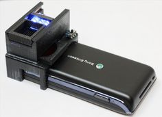 Scan Your Food for E. Coli and Salmonella with This Smartphone-Based Bacteria Detector « Smartphones
