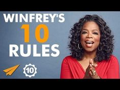 www.entrepello.com - Great Video! - Oprah Winfrey's Top 10 Rules For Success - YouTube - #knowledge #entrepreneur #entrepello