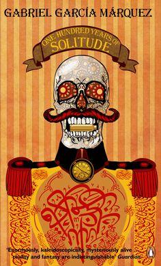 Book cover design - Penguin Awards by Andreea Niculae, via Behance