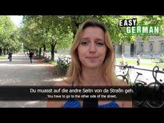 Bavarian German vs. Standard German (Easy German Pronunciation) - YouTube