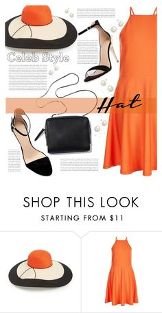 """#DAILYLOOK : Get the Celeb Style Look !"" by sweetnovember66 ❤ liked on Polyvore featuring Eugenia Kim, New Look, Zara and 3.1 Phillip Lim"