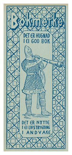 "segnalibri bookmarks   https://flic.kr/p/8axACa | Bokmerke, Hugnad i ei god bok | Bokmerke med reklame for forsikringsselskapet Andvake. Ca. 1920-åra.  <em>Original in Einar Øklands private collection, digital reproduction by <a href=""http://bergenbibliotek.no/okland"" rel=""nofollow"">Bergen Public Library</a></em>"