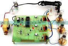 Relay Driver Circuit using IC ULN2003 Electronics httpgoogl