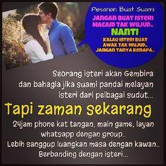 Untuk para suami.. by saufiah86