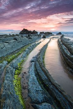 Barrika Beach, Spain