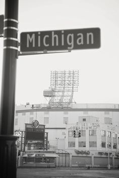 11x14 Detroit Tiger's Stadium Black & White by DETROITFABULOUS, $65.00