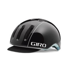 The Giro Reverb Bicycle Helmet We love the Giro Reverb - a classic take on cycling style for today's urban environment. The Reverb's compact, classic lines are a perfect match to the clean new style t