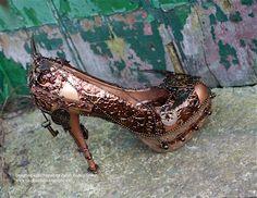 Altered Steampunk heels