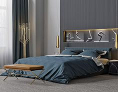 """Check out new work on my @Behance portfolio: """"BEDROOM"""" http://on.be.net/1JGDDc1"""