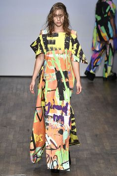 Swedish School of Textiles Spring / Summer 2017 RTW