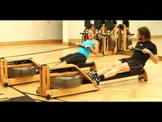 How to Use Rowing Machine | Fitness How To | POPSUGAR Fitness Really helpful video!