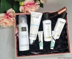 May's Glossybox was a huge hit, with samples from Talika, Versaspa, Nioxin, Rituals Cosmetics, and Benefit. | daydreamingbeauty.com