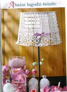 Uhlalah lampshade with diagram