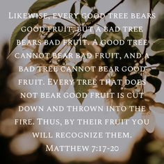 Niv Bible, Bible Truth, Bible Verses Quotes, Bible Scriptures, Faith Walk, Into The Fire, Gods Timing, Best Fruits, New International Version