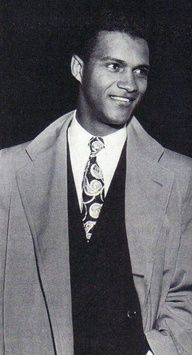 1950's Black Hollywood Heartthrob, James Edwards