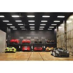 #Garage porn