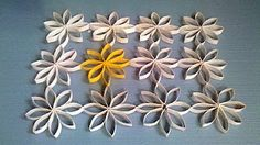 so many cute ideas.... all out of toliet paper rolls