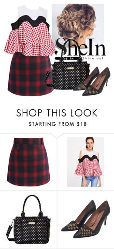 """Untitled #8"" by komsijakod ❤ liked on Polyvore featuring Chicwish, Ju Ju Be and RED Valentino"