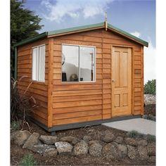 Cedar Shed Industries 3.0 x 3.0 x 3.2 x 2.6m Retreat Cabin $6,900
