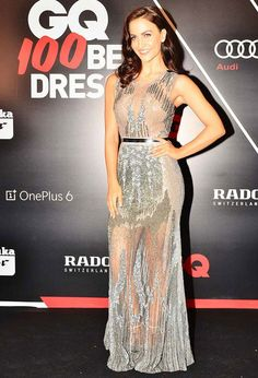 Bollywood Actresses at GQ 100 Best Dressed 2018     http://blogonbabes.com/bollywood-actresses-at-gq-100-best-dressed-2018/     #Bollywood #ElliAvram