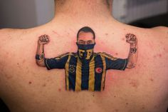 Holigan tattoo #tattoo#tattoos#volkantattoo#volkandemirci#holigan#fenerbahce#fenerbahçe