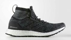 3170f400d The adidas Ultra Boost ATR Mid Oreo (Style Code  features signature  Oreo-speckling throughout the Primeknit upper with full-length Boost.