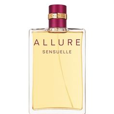 ALLURE SENSUELLE - EAU DE PARFUM SPRAY. I really wanna hit the next Chanel counter and smell this. Just checked my email and got this now I wanna go scent shopping! =D
